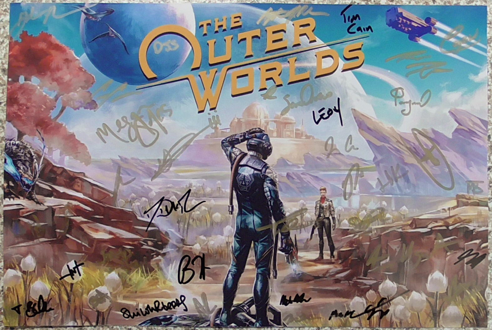 The Outer Worlds - Obsidian