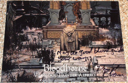 Bloodborne - Daniel Flynn
