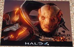 Halo 4 - Keith Szarabajka