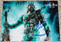 God Of War: Ascension - Gideon Emery