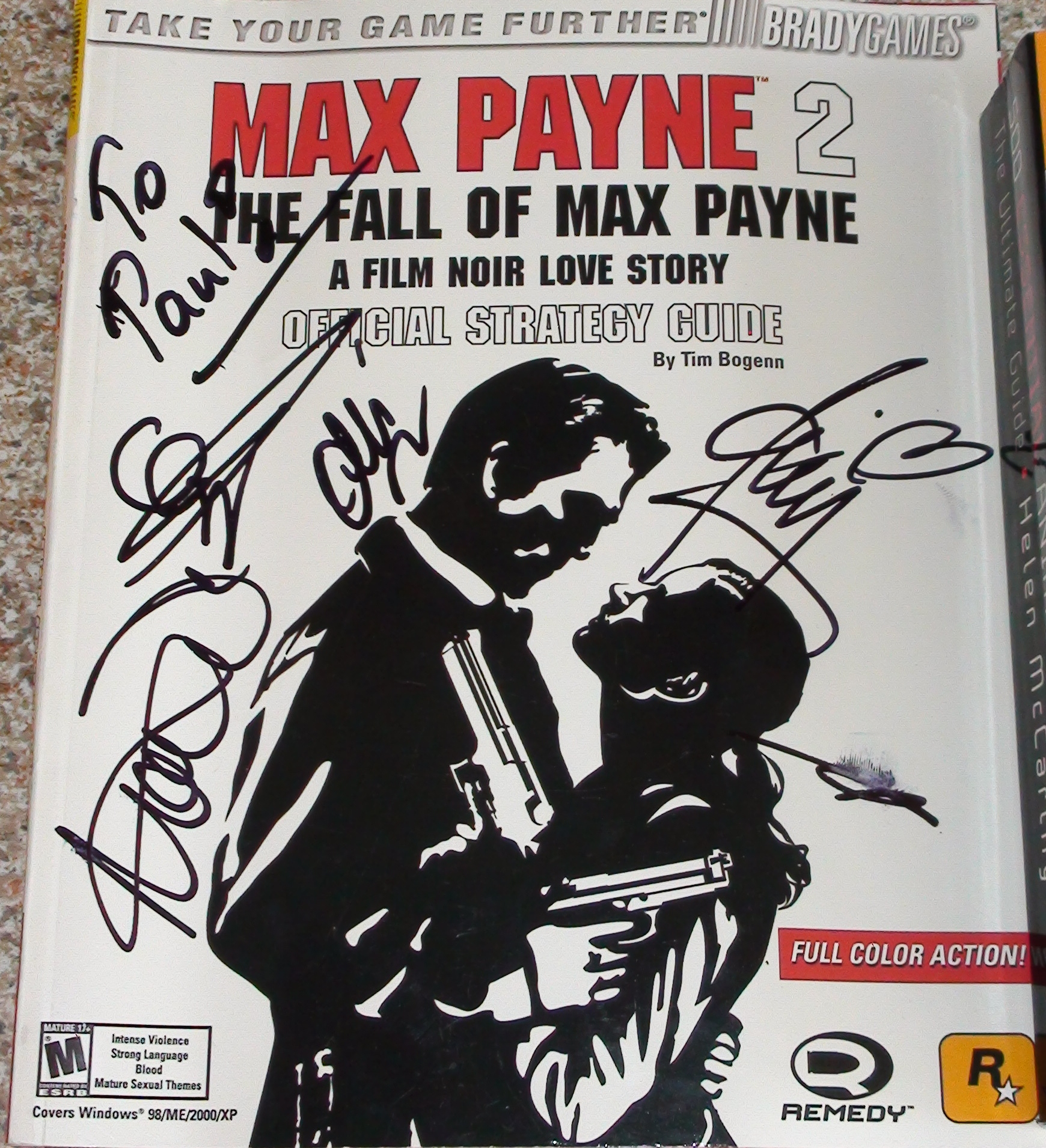Max Payne 2 - Poets of the Fall