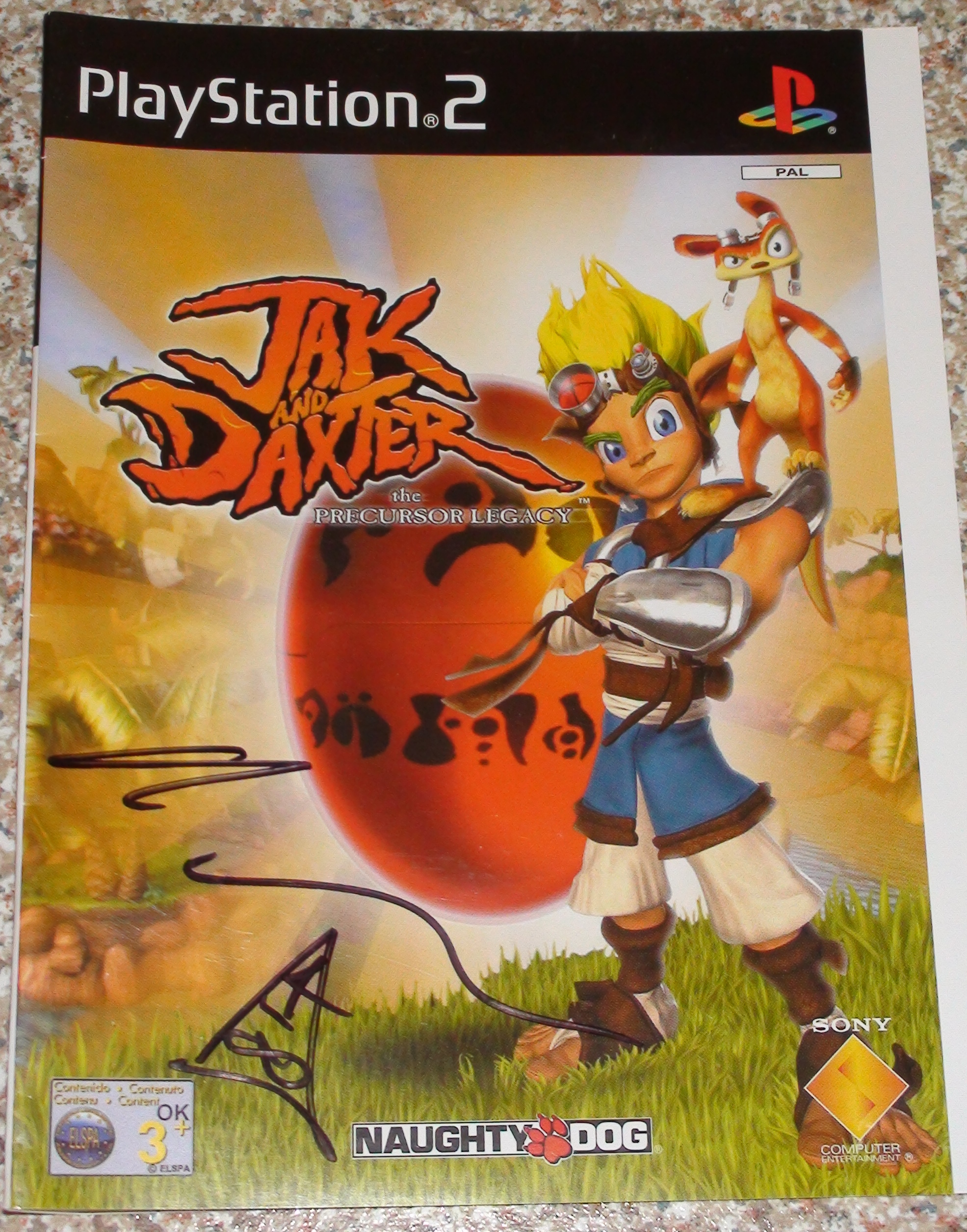 Jak and Daxter - Andy Gavin