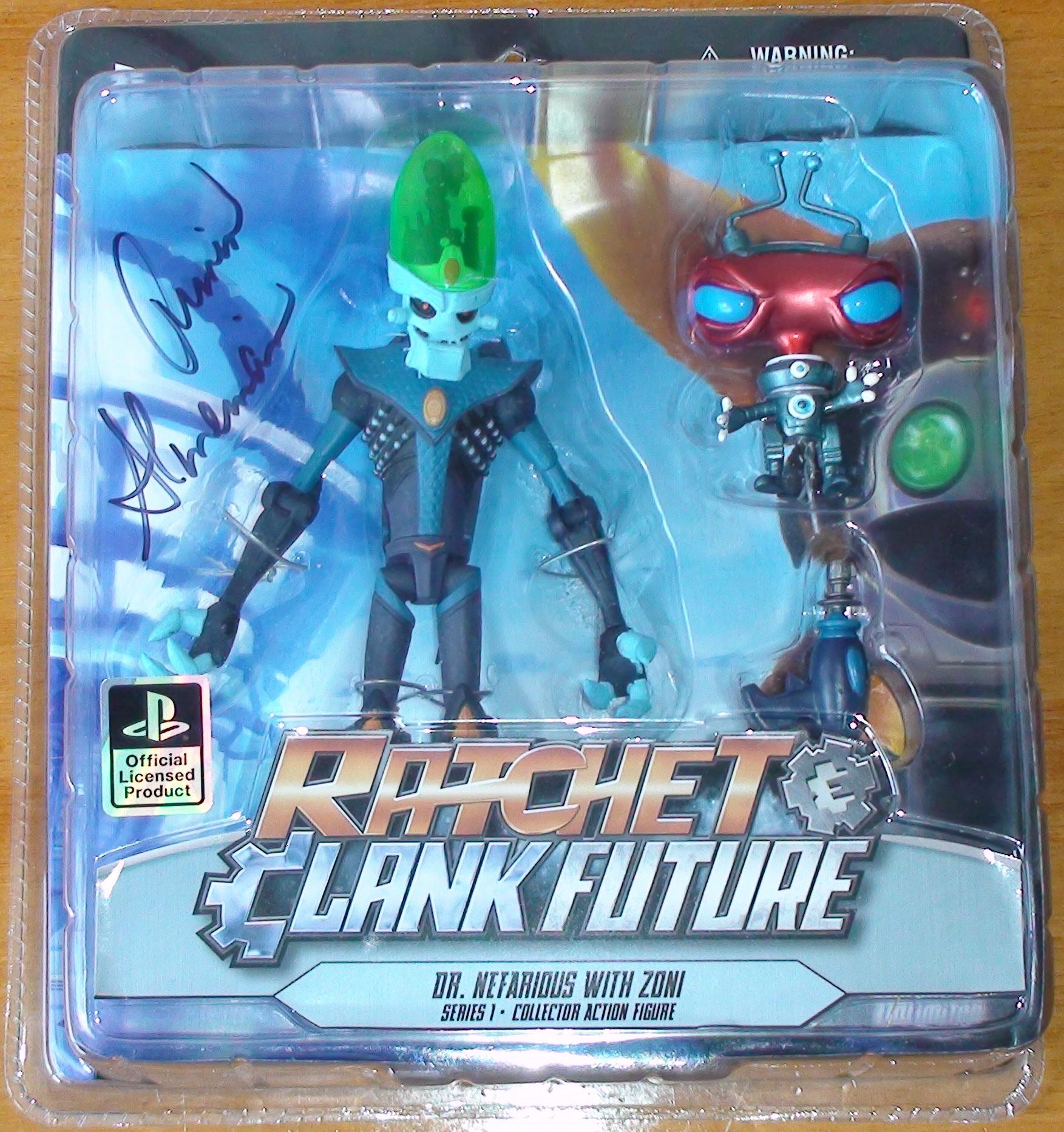 Ratchet & Clank - Armin Shimerman