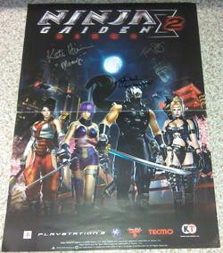 Ninja Gaiden 2 - Various