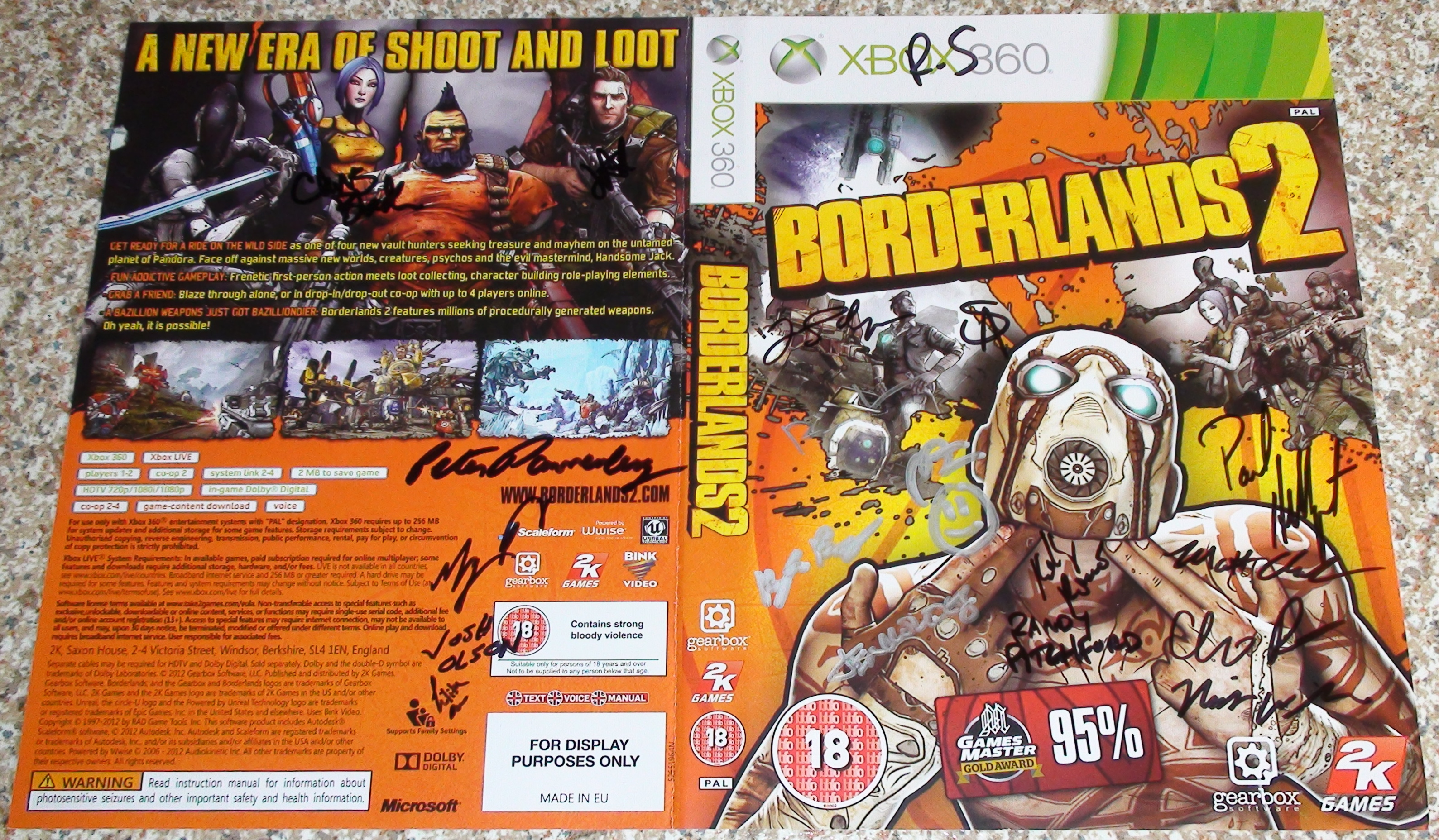 Borderlands 2 - Gearbox Software