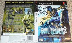 Soul Reaver 2 - Simon Templeman
