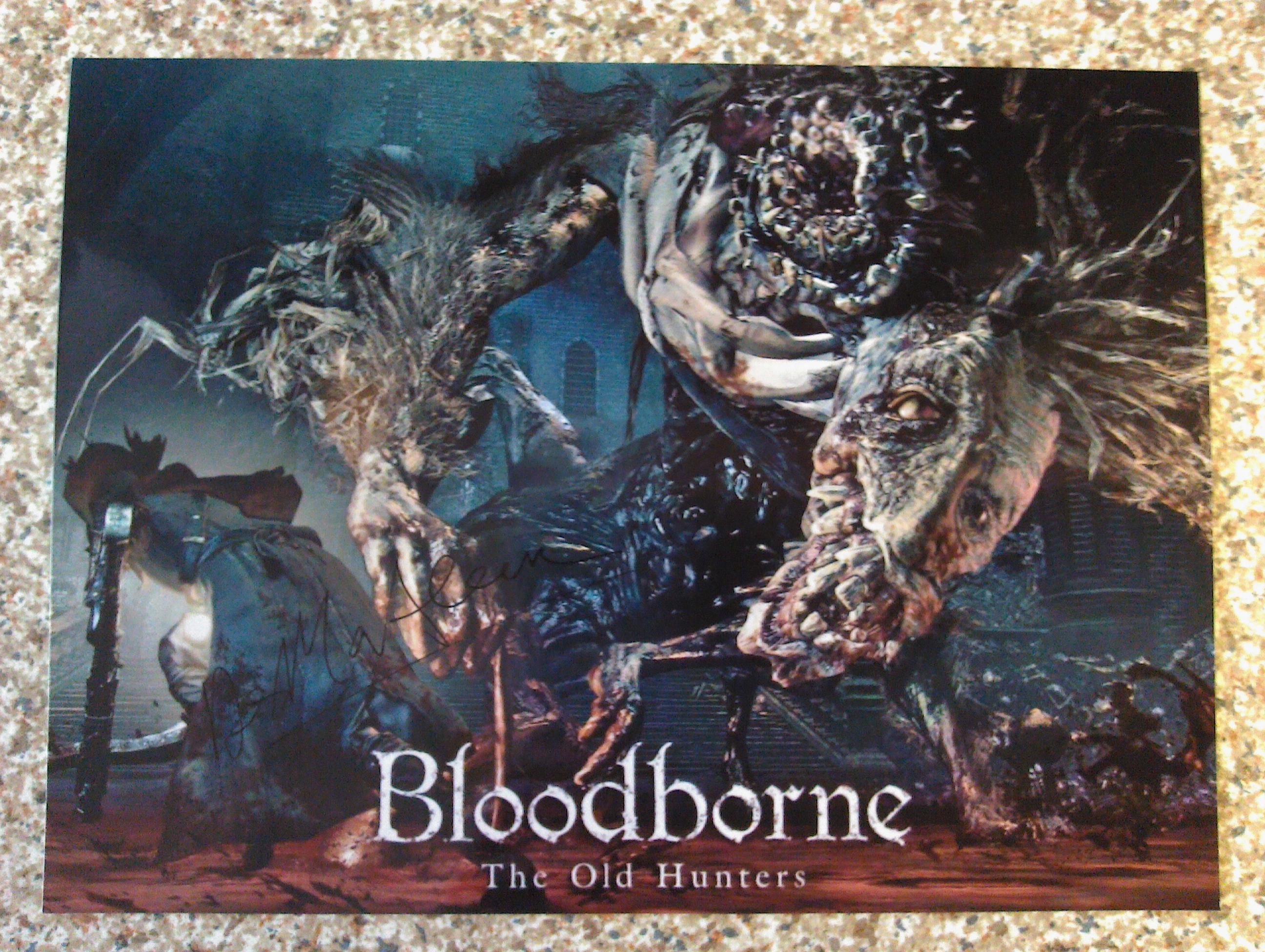 Bloodborne - Des McAleer