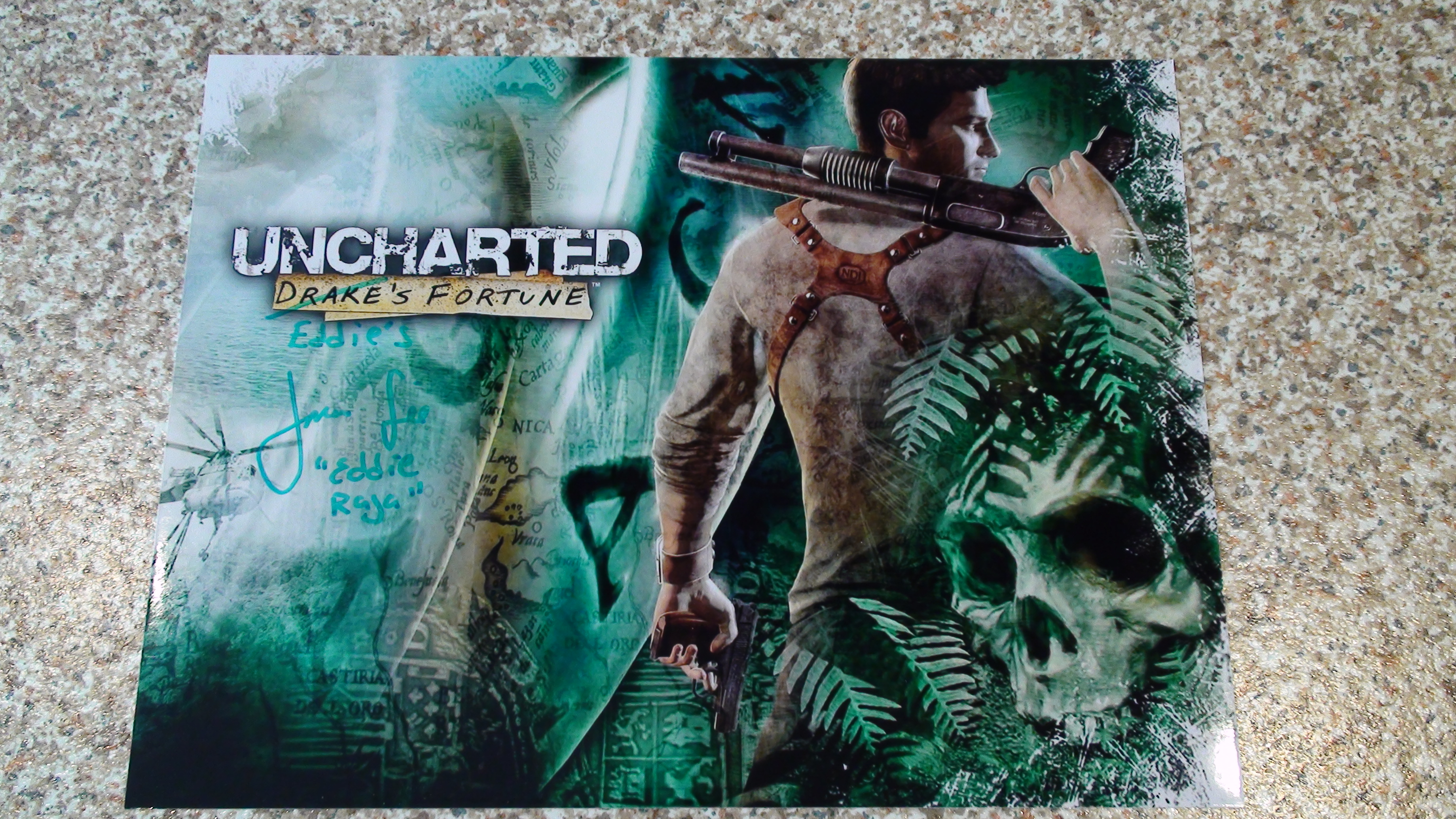 Uncharted - James Sie 1/2