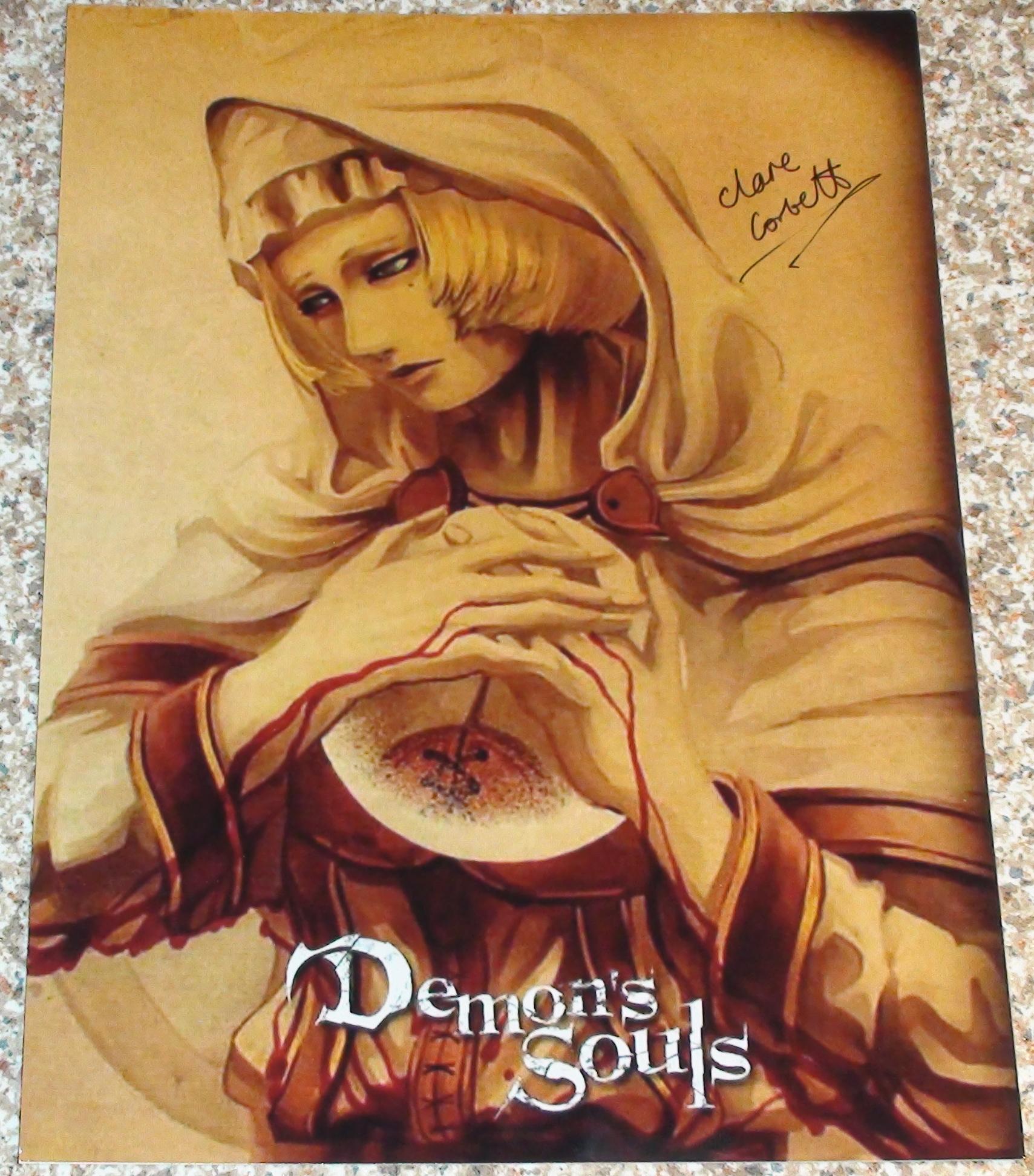 Demon's Souls - Clare Corbett