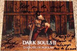 Dark Souls 2 - Sarah Mather
