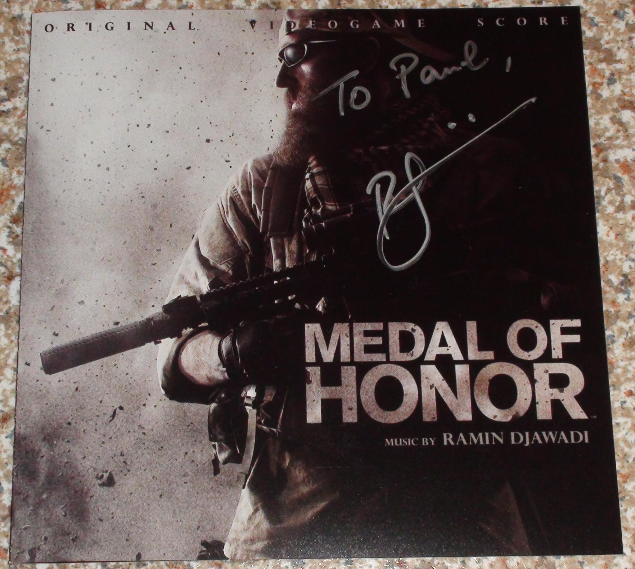 Medal of Honor - Ramin Djawadi