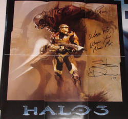 Halo 3 - Steve Downes