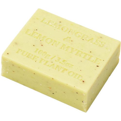 Lemongrass & Lemon Myrtle Soap Bar - 100G