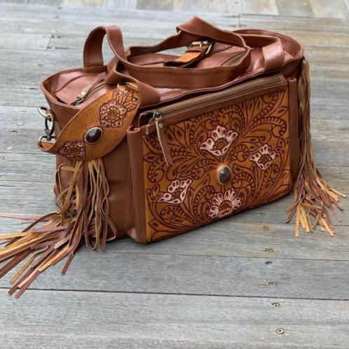 Wild & Free Baby/Travel Bag