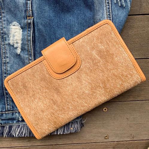 Hide Large Travel Wallet