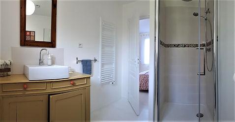 Salle de bains Les Bergeons