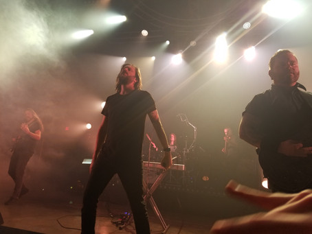 BETWEEN THE BURIED AND ME BRING A TWO HOUR SET TO SYDNEY