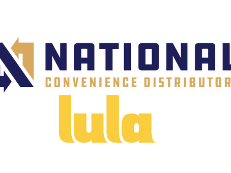 Lula is teaming up with National Convenience Distributors.