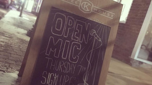 The Hunt for Open Mics Continues in a Depleting New Paltz Venue Scene