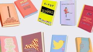 Ten Ridiculous Books I Would Write If I Had the Time