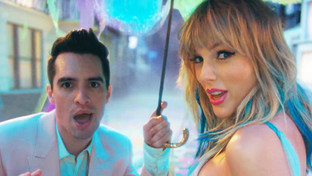 "Swift and Urie Seek Change of Pace on ""ME!"""
