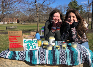 The Wax Buds: How One Friendship Ignited New Paltz's Favorite Candle Business