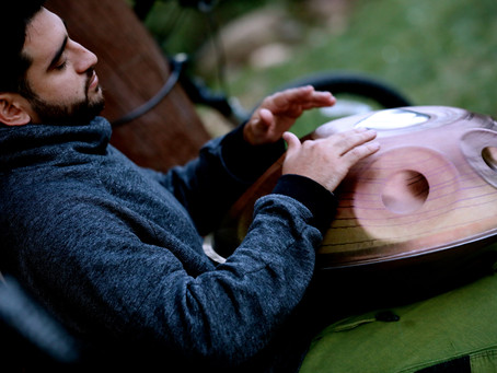 5 Reasons You Should Go to a Handpan Gathering