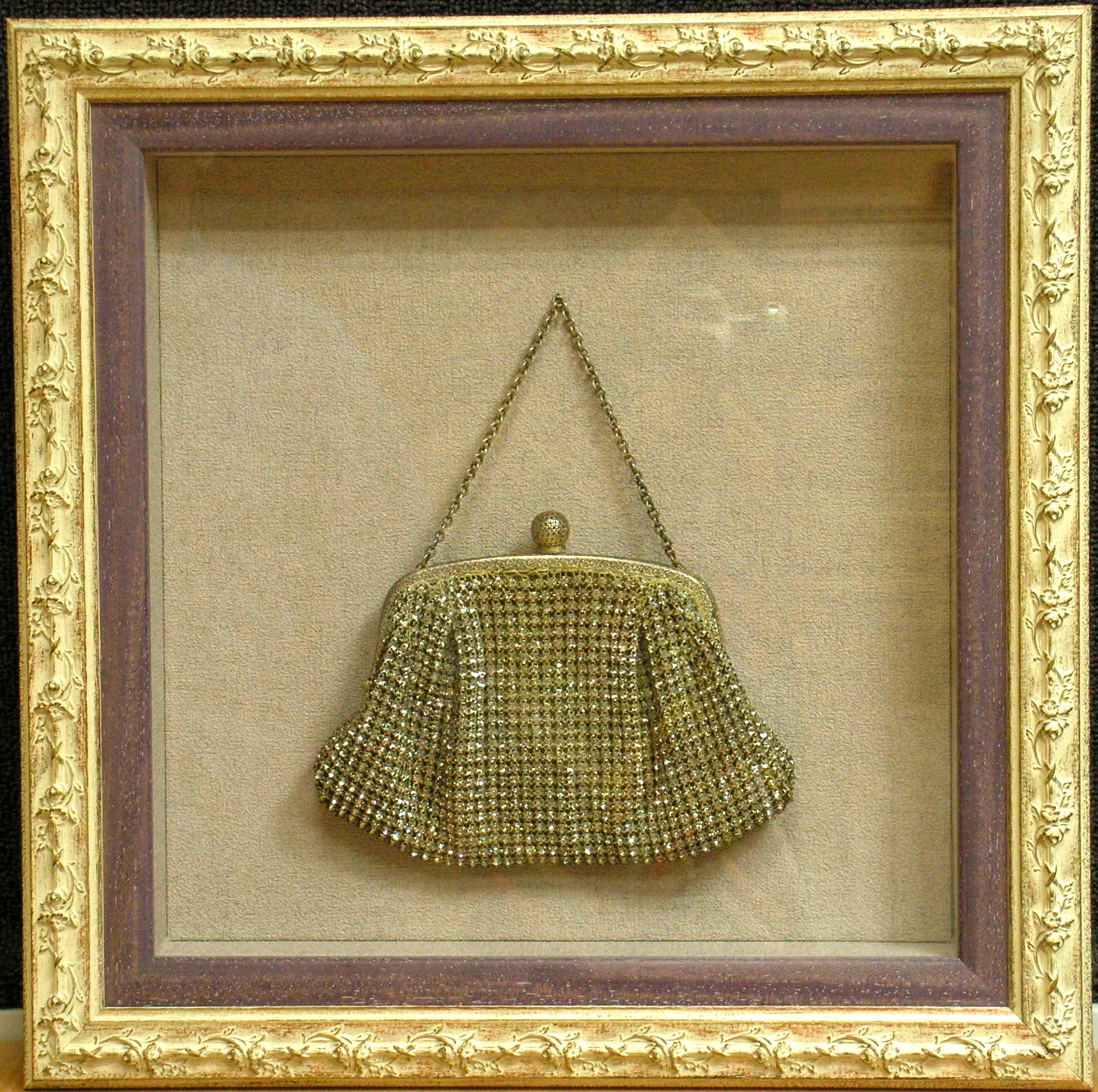 Объектное оформление сумочки