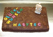 Happy Birthday HASYTEC!
