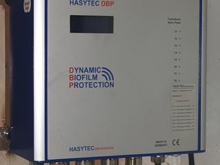 HASYTEC DBP auf zwei Frachtschiffen installiert