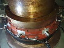 Propeller installaion