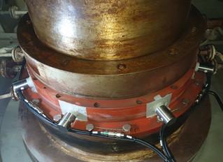 Propeller-Installation