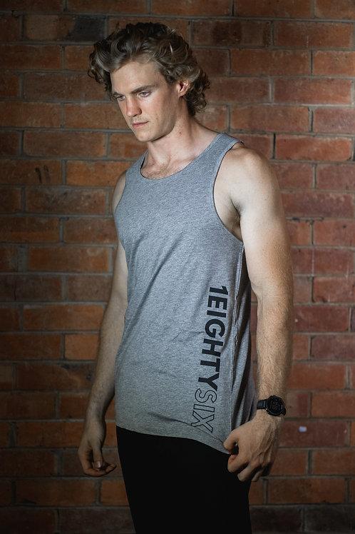 Classic Muscle Tee | Unisex | Grey