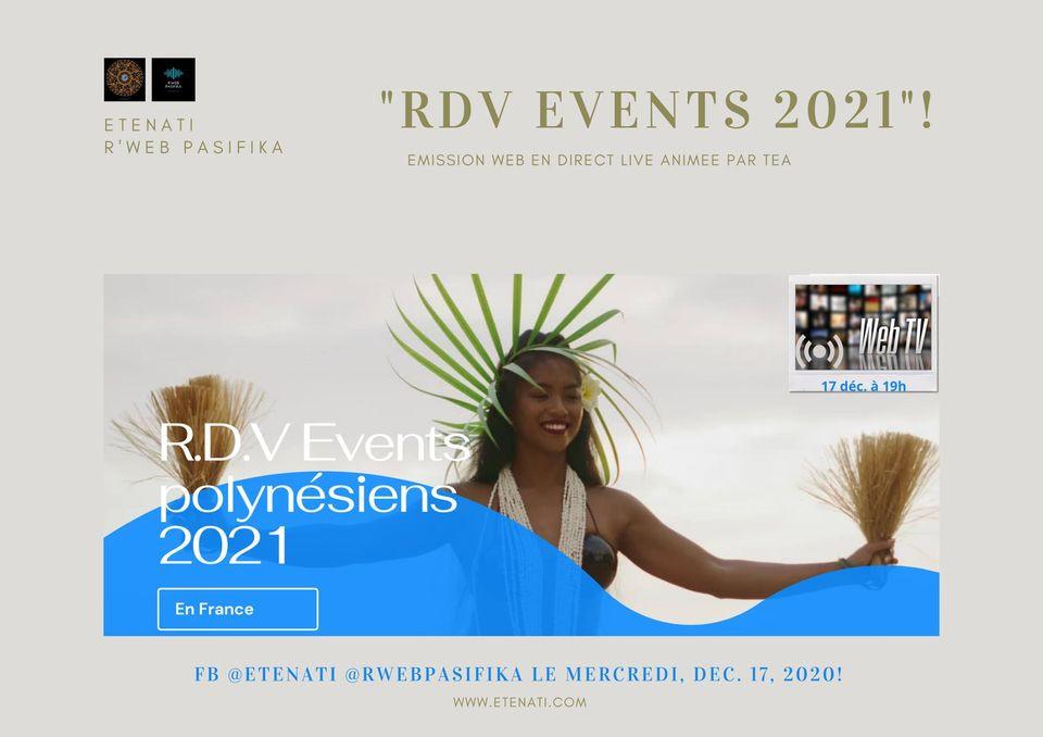 RDV Events 2021