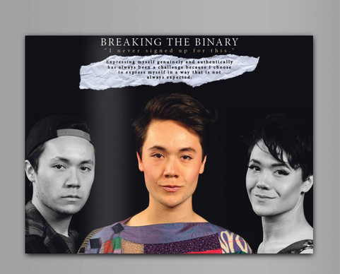 Breaking the Binary
