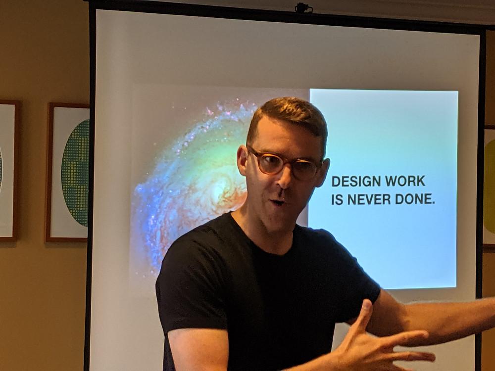 Seamus Yu Harte, Lecturer at Hasso Plattner Institute of Design at Stanford University