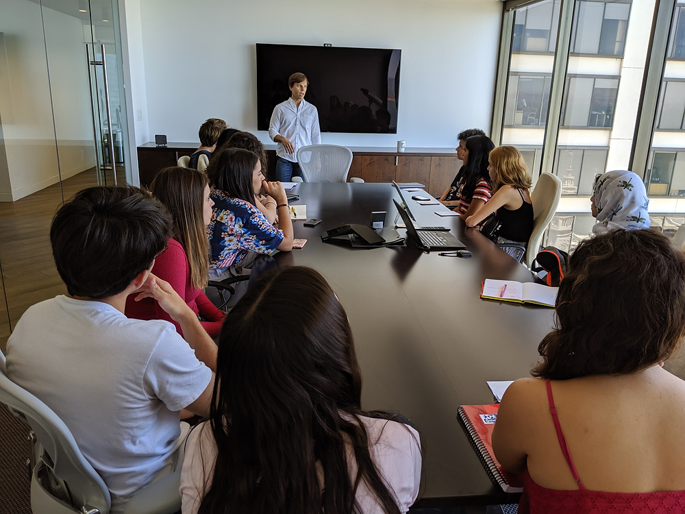 Eduardo Marques, Partner at Valiant Capital and investors of Uber, Pinterest and Dropbox, shares the details of what a venture capital firm does