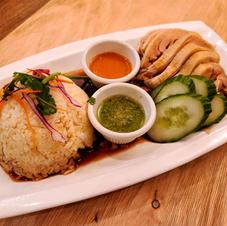 Ipoh Hainanese Chicken Rice
