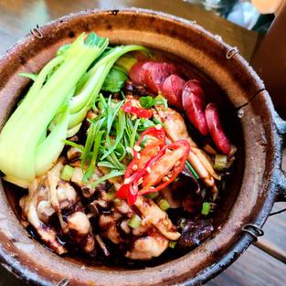 Ipoh Claypot Chicken Fried Rice
