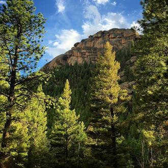 Lost Creek Canyon, Colorado