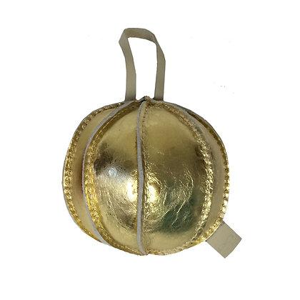 Kerstbal goud
