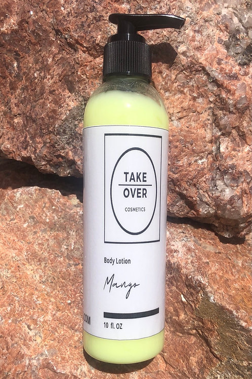 Mango hand and body lotion