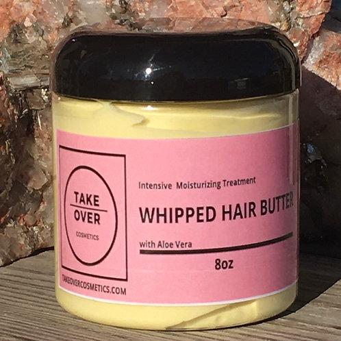 Whipped Hair Butter Moisturizing Treatment 8oz.