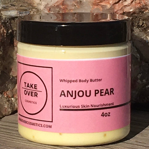 Anjou Pear Whipped Body Butter