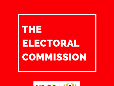 NOTICE FROM THE EC OFFICE FOR THE NUGS ELECTION 2019.