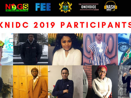 KNIDC 2019 CANDIDATES - NEC INTRODUCES
