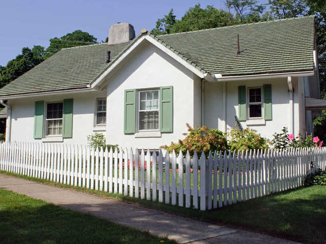 Well-Maintained Older Homes