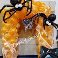 Itsy Bitsy Spider Arch