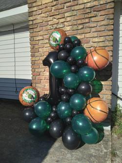 Basketball Bouquet