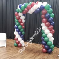 Custom Pagent Arch